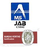 ISO9001:2008 認証